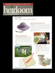 Heirloom Gardener Spring 2012