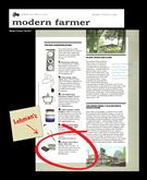 Modern Farmer - Fall 2013
