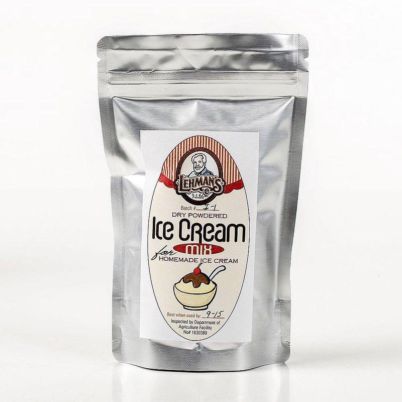 Homemade Ice Cream Mix - $14.99 - SHOP NOW