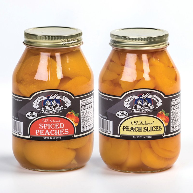 Old-Fashioned Peaches - $8.99-$12.99 - BUY NOW