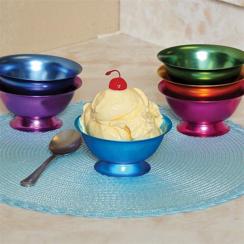 Aluminum Ice Cream Bowls - $19.95 - SHOP NOW