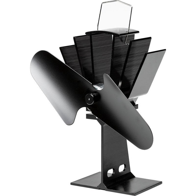 Heat powered fans for wood stoves - Small Heat Powered Stove Fan