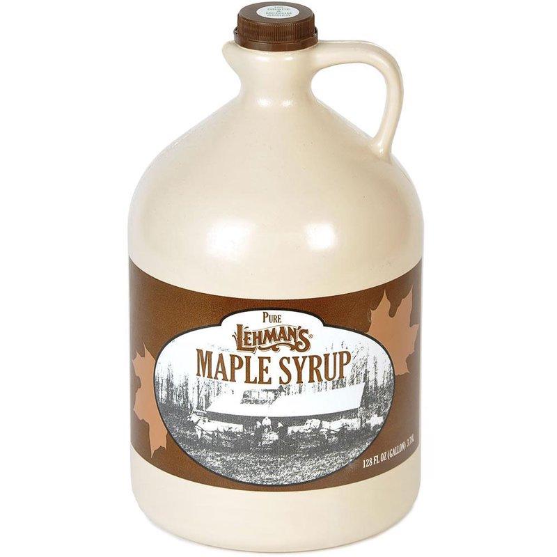 Delicious Lehman's Maple Syrup - $14.99-$69.99 - BUY NOW