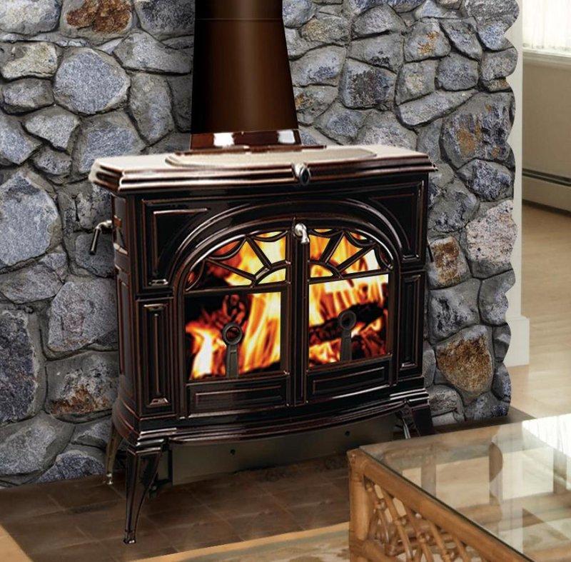 Vermont Castings Defiant Flex Burn Catalytic/Non-Catalytic Wood ...