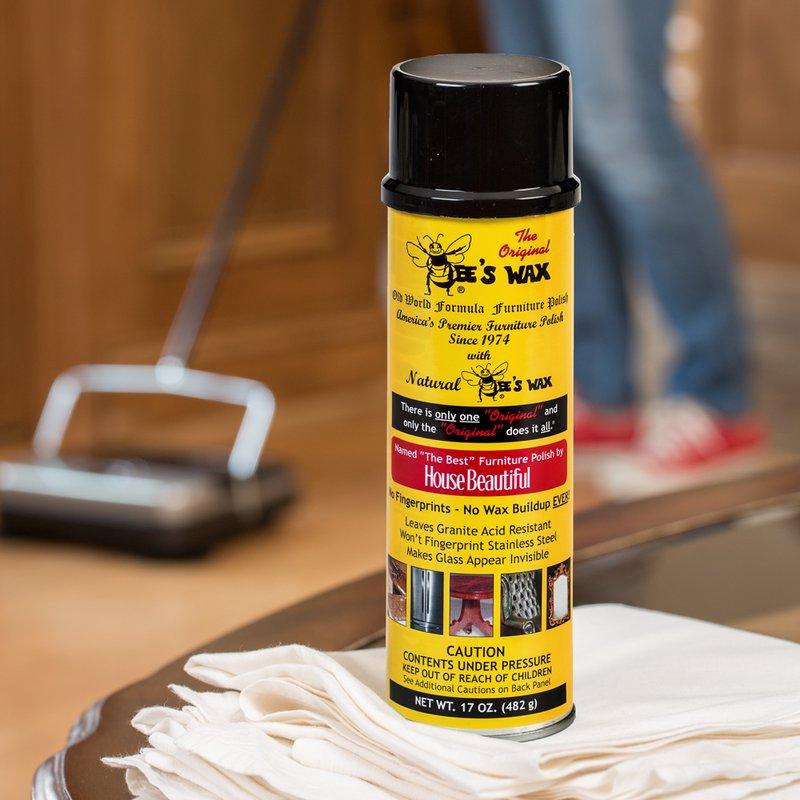 bees wax furniture polish lehmans - How To Polish Glass
