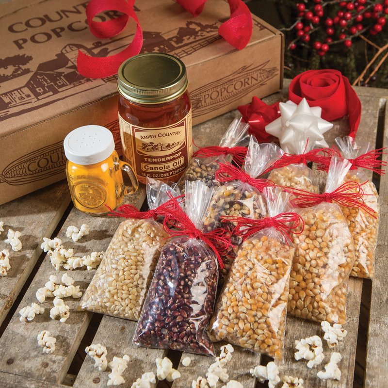 Amish Country Popcorn Sampler - SALE $16.99 - BUY NOW