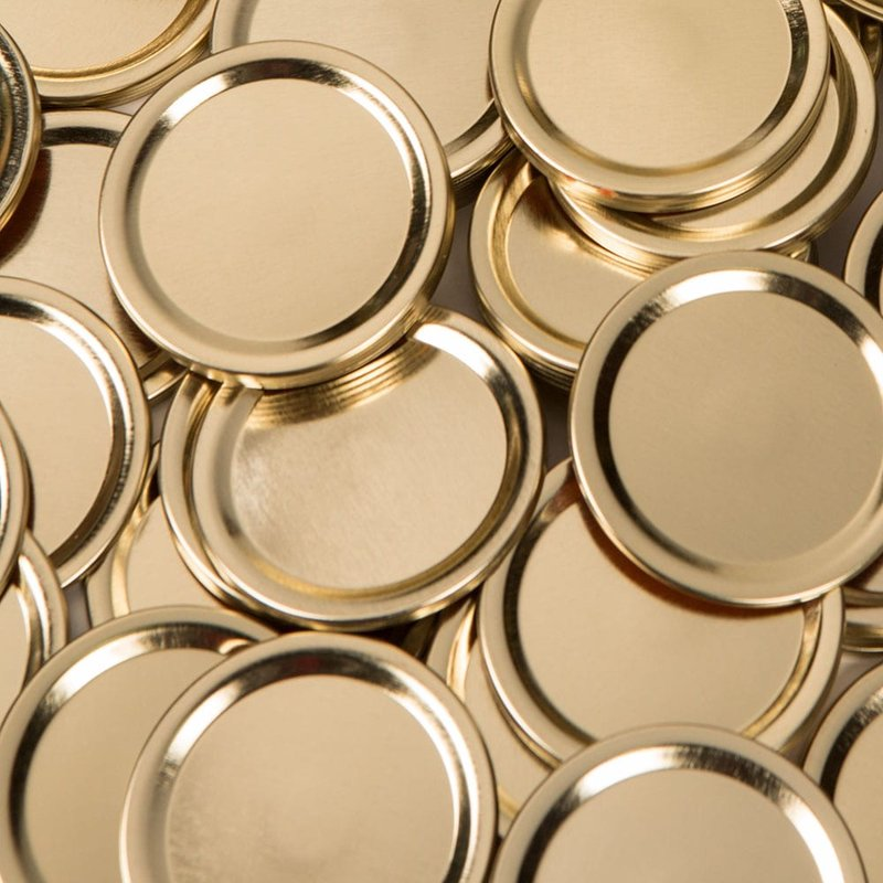 Bulk Canning Jar Lids, Regular Mouth - $79.99 - SHOP NOW