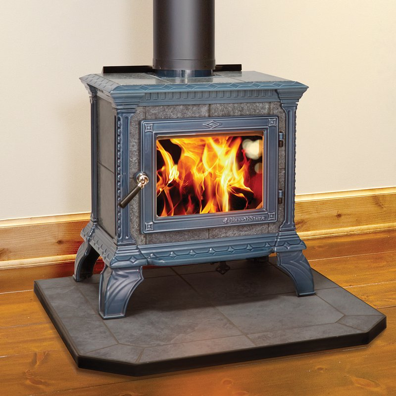 HearthStone Tribute Wood Heat Stove - Wood Heatstoves Lehman's