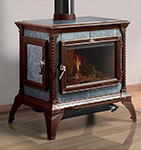 USA Made Hearthstone Heritage Wooden Heat Stove