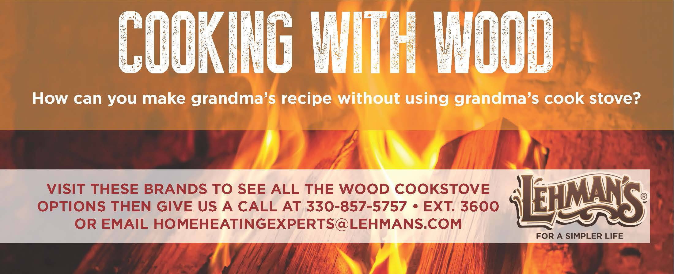 Cookng with Wood