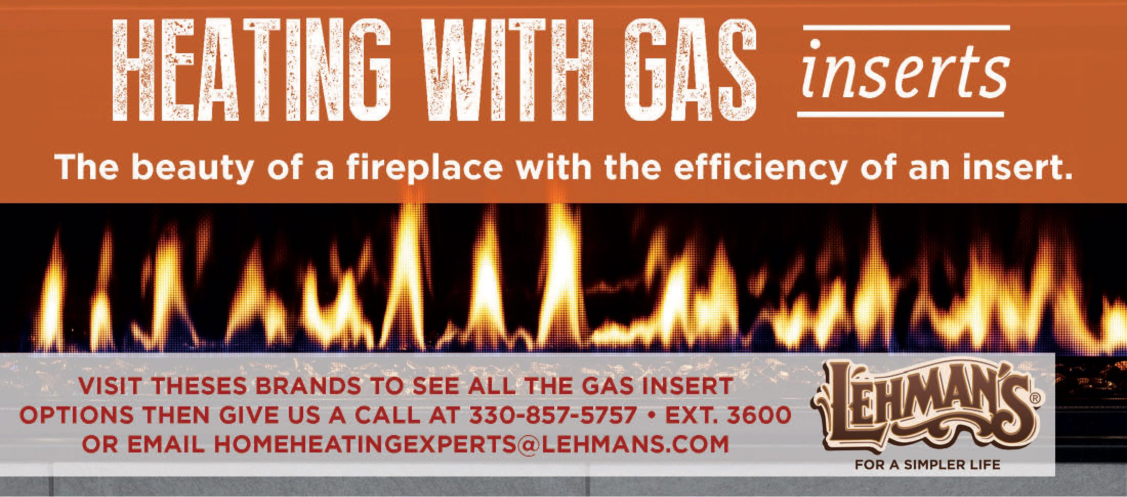 Heating with Gas