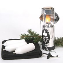 Candle Lantern with LED Light