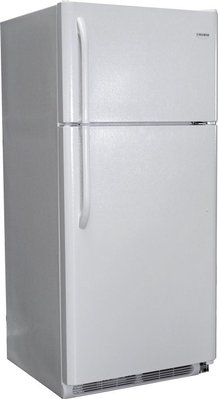Diamond Elite (19 cu ft) Gas Refrigerators - White