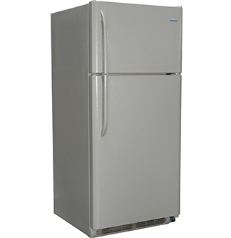 Diamond Elite (19 cu ft) Gas Refrigerators - Bisque