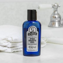 Unscented Pre-Shave Oil