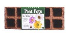 Natural Peat Pots