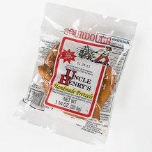 Handmade Snack Pretzels