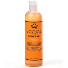 Lavender and Wildflowers Body Wash
