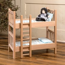 Eli & Mattie Doll Bunk Beds