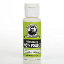 Uncle Harry's All-Natural Tooth Powder
