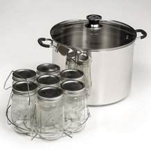 Victorio Stainless Steel Canner and Stockpot