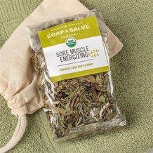 Sore Muscle Energizing Bath Tea