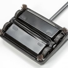 Compact Non Electric Floor Sweeper Cleaning Utensils And