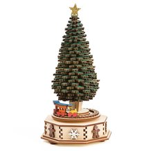 Der Tannenbaum Christmas Music Box
