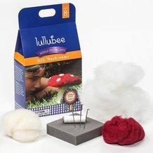 Mushroom Felting Kit