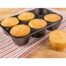 Lodge Cast Iron Muffin Pans