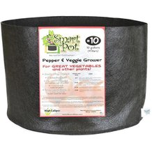 Reusable 10-Gallon Fabric Pot
