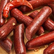 Pickled Smoked Polish Sausage