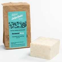 Natural Oatmeal Soap