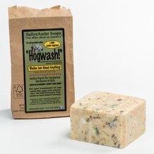 Natural Hogwash Scrub Soap