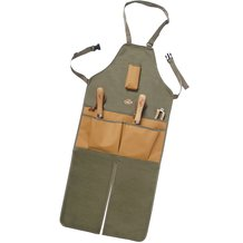 Canvas Garden Apron with Leg Covers
