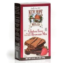 Gluten-Free Double-Chocolate Brownie Mix
