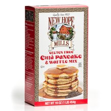 Gluten-Free Chia Pancake and Waffle Mix