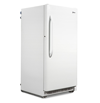Diamond 15 Cu Ft Upright Gas Freezer