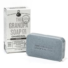 Grandpa's Charcoal Bar Soap