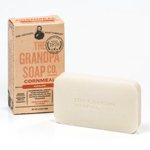 Grandpa's Cornmeal Bar Soap