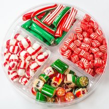 Handmade Christmas Candy Sampler