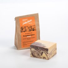 Natural Pumpkin Spice Soap