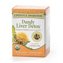Dandy Liver Detox Herbal Tea