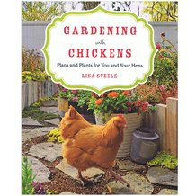 Gardening With Chickens Book