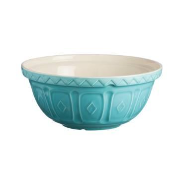 Mason Cash S12 Turquoise Mixing Bowl - 11.5 inch