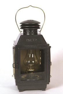 Homesteader's Light Oil Lamp