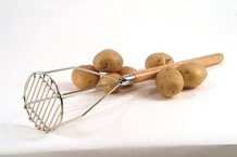 GIANT Potato Masher