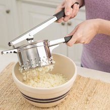 Stainless Potato Ricer