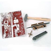 Crosscut Saw Maintenance Kit