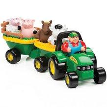 John Deere Hay Ride Tractor